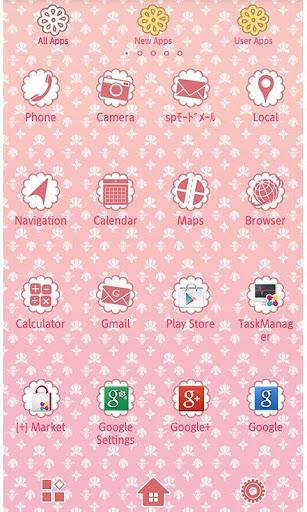 Cute Wallpaper Pink and Daisy 2.0.0 Windows u7528 2