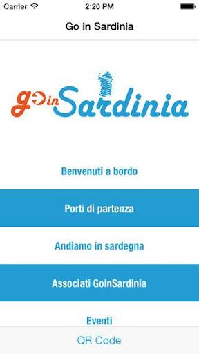 Go in Sardinia