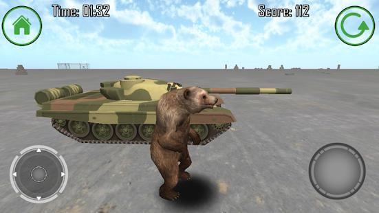 Bear Simulator 3D Madness Pro
