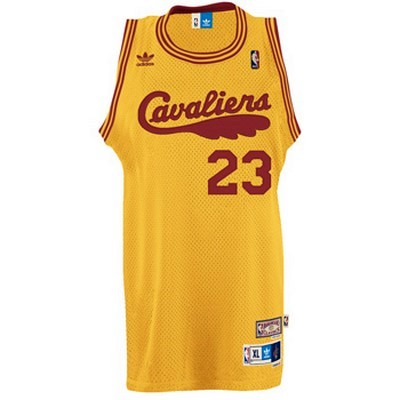 watch f0919 a9057 Cleveland Cavaliers' New Hardwood Classic 1970-74 Jerseys ...