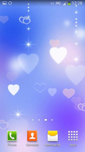 無料个人化Appのロマンチック ライブ壁紙|記事Game