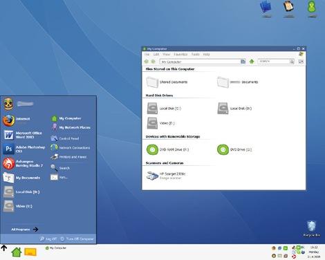 Windows 8 themes for xp, vista, windows 7.