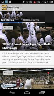 Missouri Sports App- screenshot thumbnail