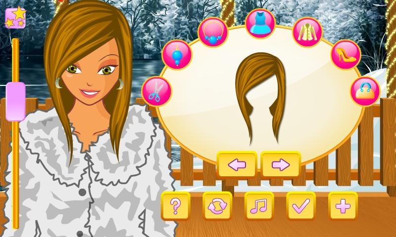 Sparkling Winter Party - screenshot