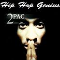 Tupac Shakur Hip Hop logo