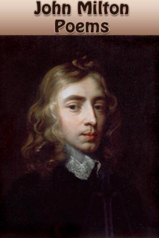 John Milton Poems