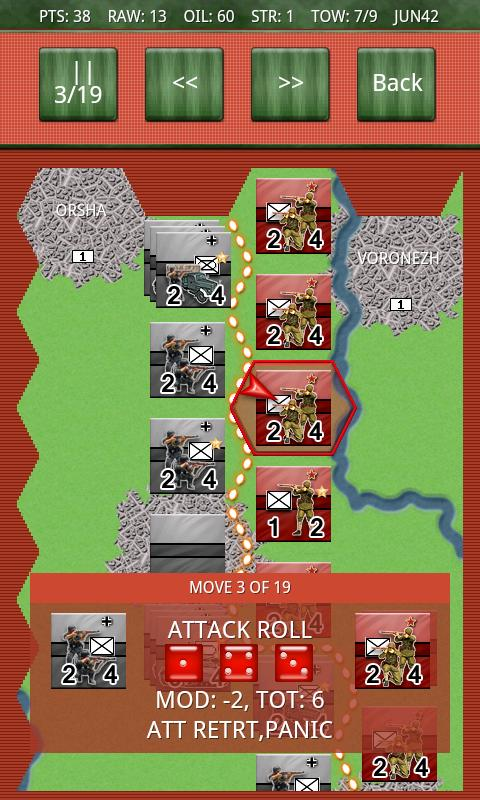 Small General Eastern Front- screenshot