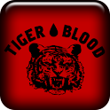 Tiger Blood Theme logo
