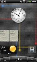 Screenshot of QuickSticky Widget