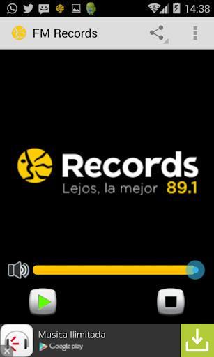 FM Records Comodoro Rivadavia