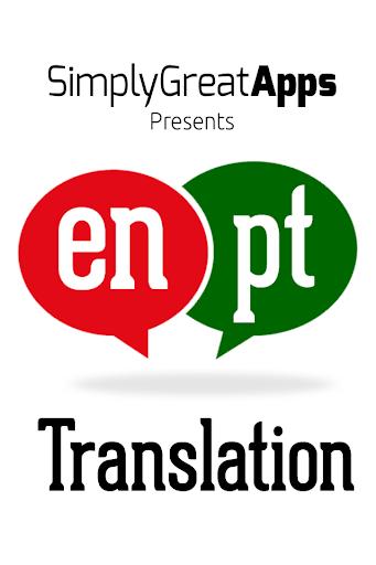 Portuguese English Translator