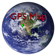 GPS Map 27.0.7 Icon