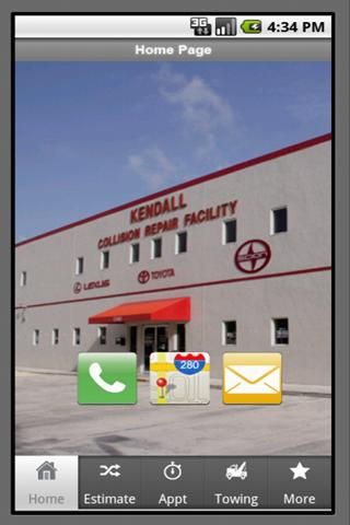 Kendall Toyota - screenshot