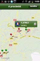 Screenshot of Carbeo France