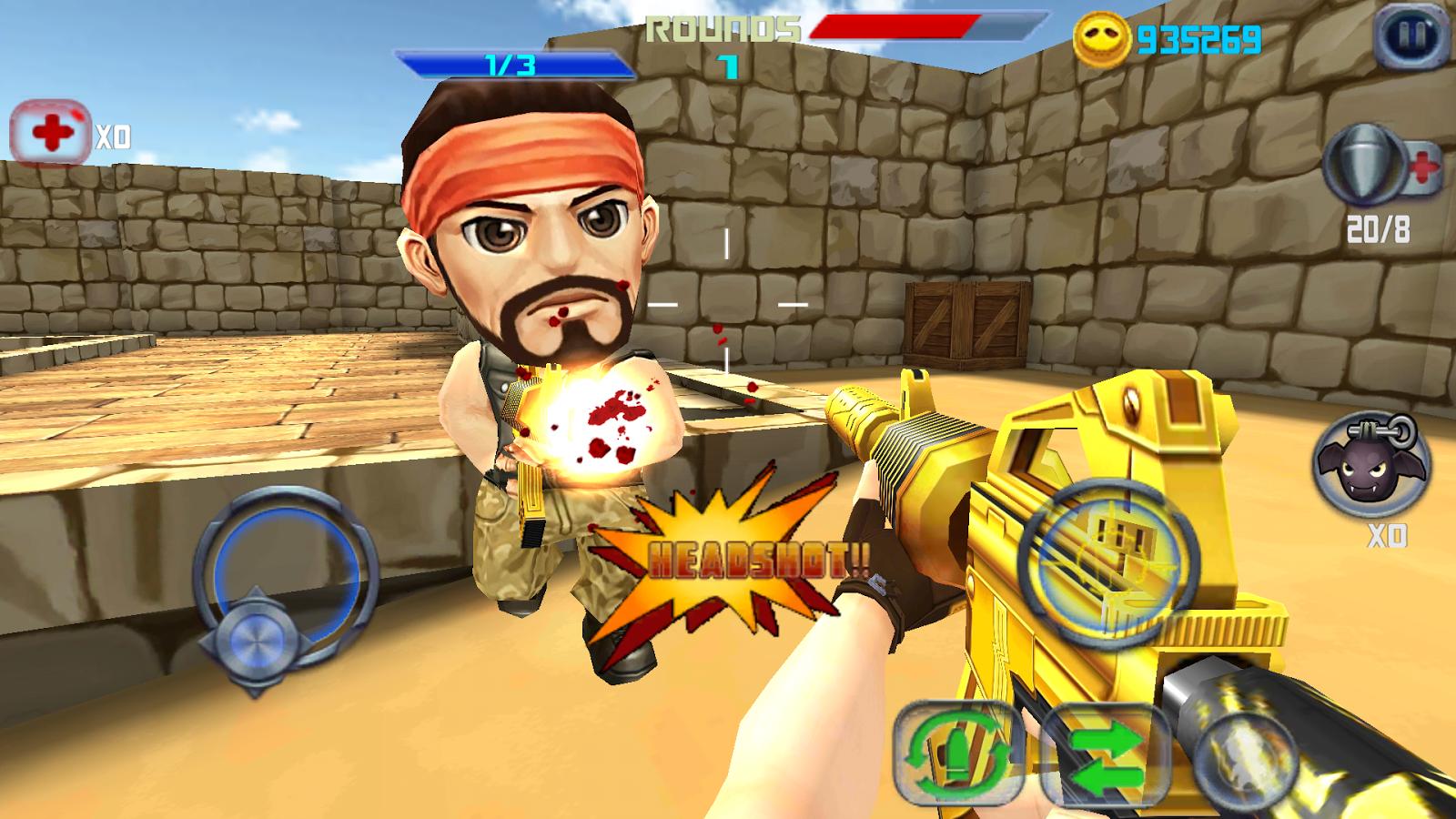 Gun Shoot War Q - Android Apps on Google Play