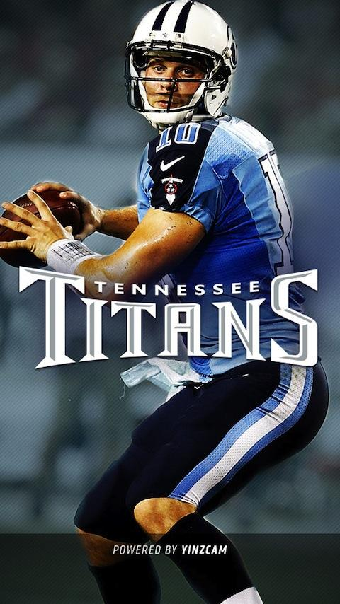 Tennessee Titans Mobile - screenshot