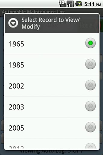 交通運輸必備APP下載|Automobile Maintenance Log 好玩app不花錢|綠色工廠好玩App