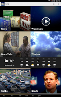 WKRG - Mobile Pensacola - screenshot thumbnail