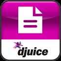 Djuice faktura logo