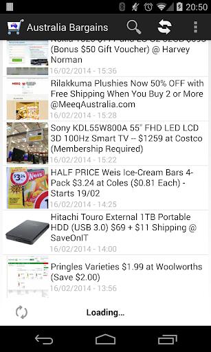 Oz Bargain