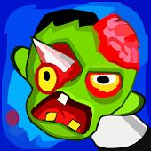 Zombie Glider Mini Game
