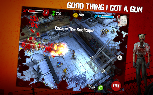 Zombie HQ- screenshot thumbnail