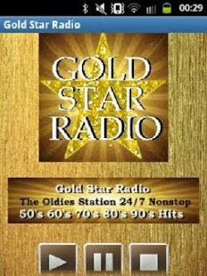 Gold Star Radio- screenshot thumbnail