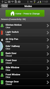 iControl OpenHome - screenshot thumbnail