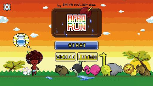 Afro RUN