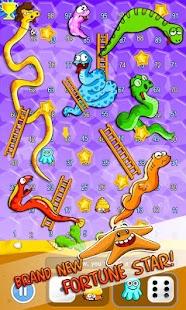 بازی مار و پله Snakes & Ladders Aquarium v1.0