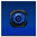 ADW Theme DigitalSoul Blue icon