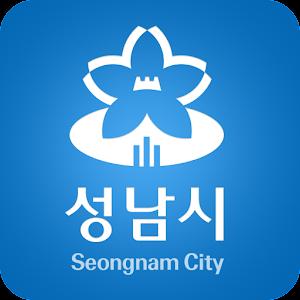 성남시청 아이콘