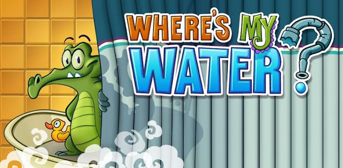 Where's My Water? - Juegos Android