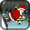 Santa's Slippery Slope icon