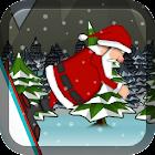 Santa's Slippery Slope icon