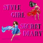 Style Fashion Girl Diary