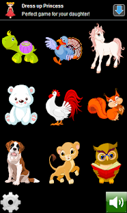 Animals World for kids - screenshot thumbnail