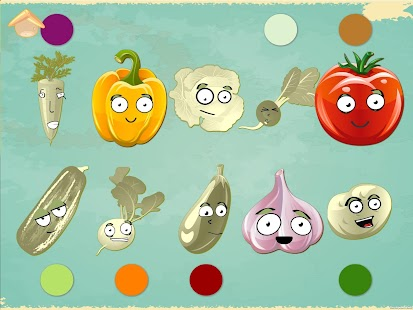 Funny-Veggies-Game-for-babies 10
