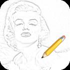 スケッチ写真 - Sketch Photo icon