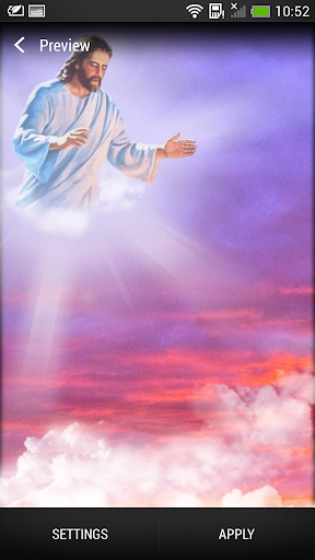 God Live Wallpaper 6.1 screenshots 3