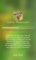 Screenshot of Little Discoverer for Kids PRO