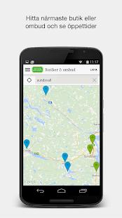 Systembolaget - Sök & hitta - screenshot thumbnail