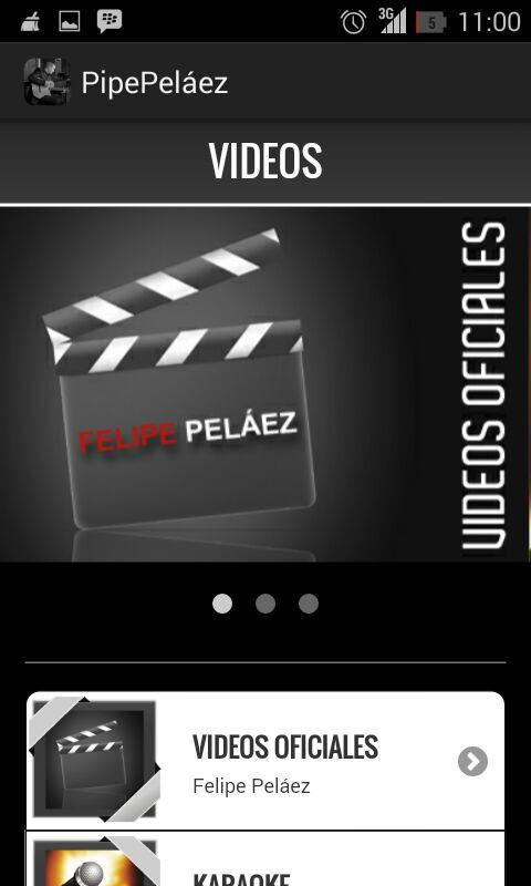 Felipe Peláez- screenshot