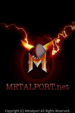 メタルポートウィジェット- screenshot