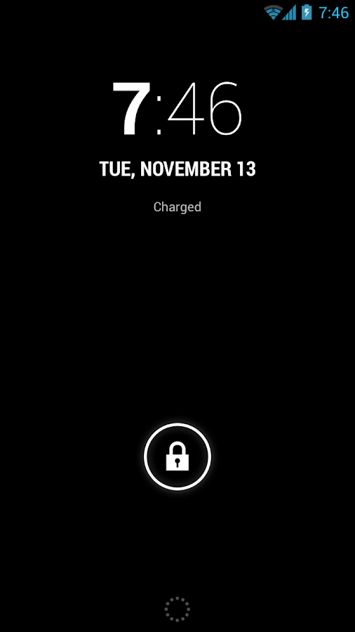 Lockscreen Policy (<= KitKat) – Screenshot