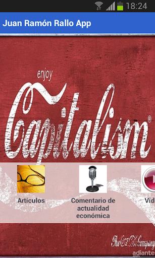 Juan Ramón Rallo App