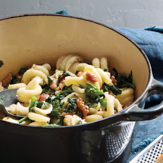 One-Pot Pasta with Broccoli Rabe and Bacon