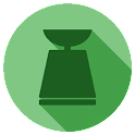 Kitchen calculator icon