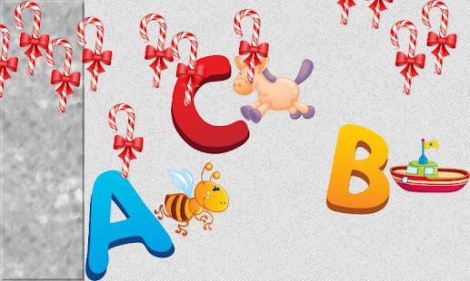 西班牙語字母的幼兒和兒童拼圖 教育 App-癮科技App