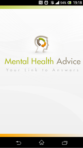 Mental Health Advice